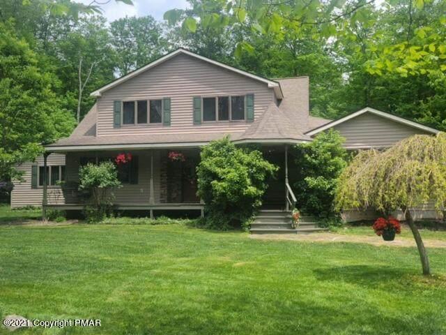 121 King Arthur Rd, Pocono Lake, PA 18347 (MLS #PM-88912) :: RE/MAX of the Poconos