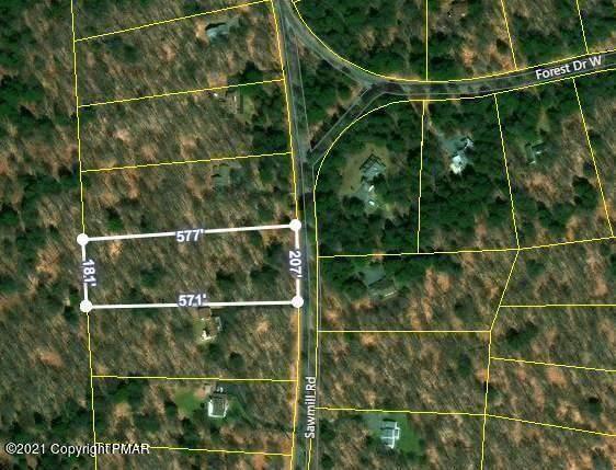 1112 Sawmill Rd, Pocono Lake, PA 18347 (MLS #PM-89425) :: Smart Way America Realty