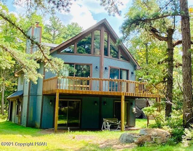 45 Hickory Rd, Lake Harmony, PA 18624 (MLS #PM-90953) :: Kelly Realty Group