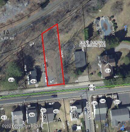 W Central Ave, East Bangor, PA 18013 (MLS #PM-91725) :: Kelly Realty Group