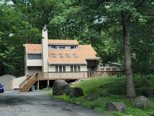 124 Washington Dr, Lords Valley, PA 18428 (MLS #PM-59667) :: RE/MAX of the Poconos
