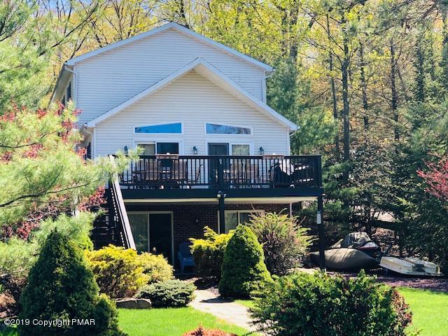 98 S Lake Dr, Lake Harmony, PA 18624 (MLS #PM-65327) :: Keller Williams Real Estate