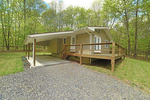 105 Jennifer Ln, Effort, PA 18330 (MLS #PM-68039) :: Keller Williams Real Estate