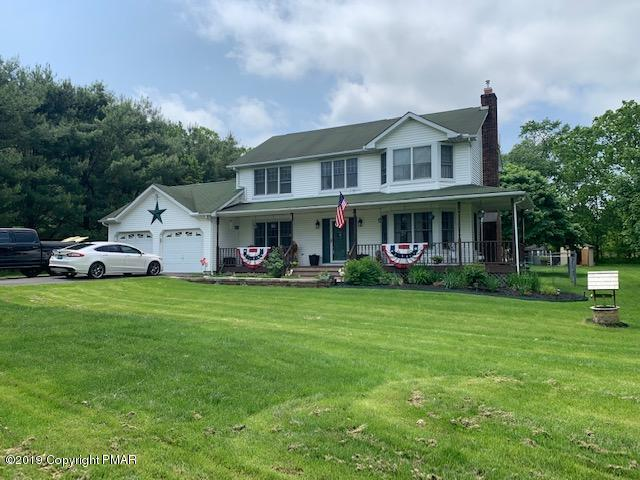 822 Fawn View, Brodheadsville, PA 18322 (MLS #PM-68305) :: Keller Williams Real Estate