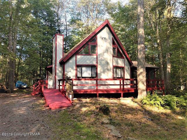 296 Partridge Drive, Pocono Lake, PA 18347 (MLS #PM-72442) :: Keller Williams Real Estate