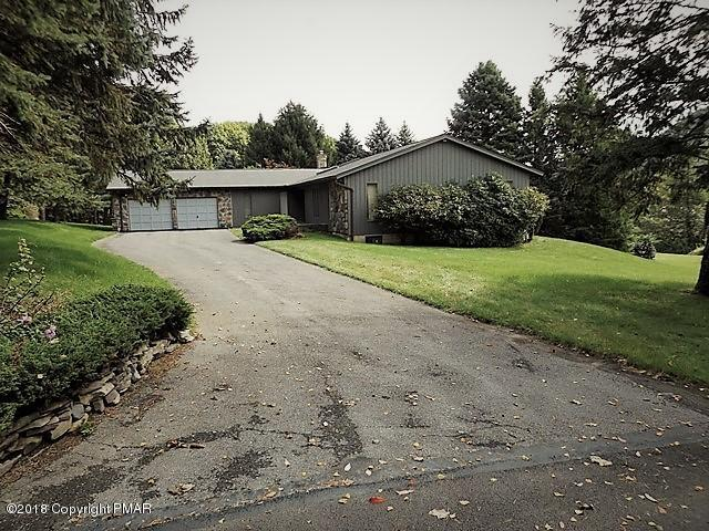 123 Windy Hill Dr, Tannersville, PA 18372 (MLS #PM-62098) :: Keller Williams Real Estate