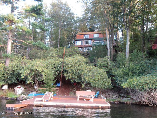 206 S Lake Dr, Lake Harmony, PA 18624 (MLS #PM-58090) :: RE/MAX Results