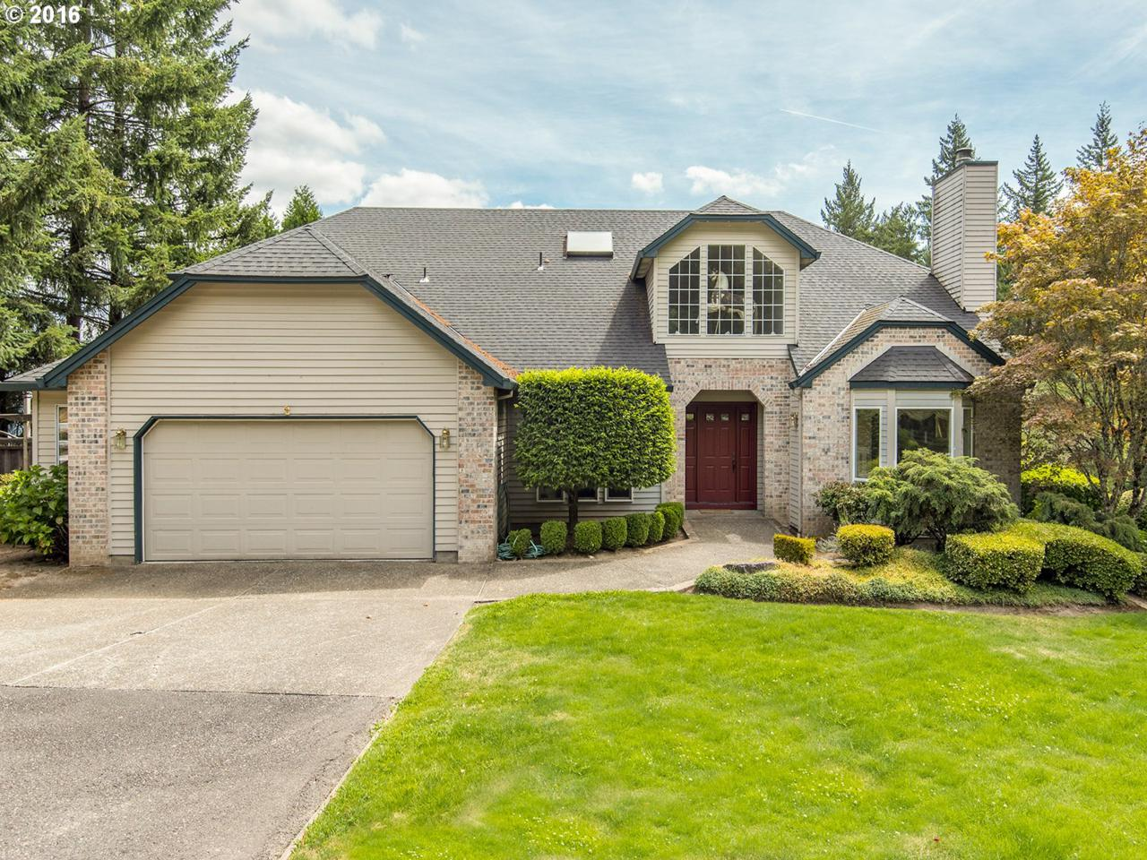 16930 SW Siler Ridge Ln, Beaverton, OR 97007 (MLS #16382297) :: Change Realty