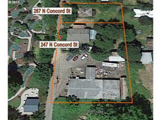 247 N Concord St, Eugene, OR 97403 (MLS #17088327) :: Craig Reger Group at Keller Williams Realty
