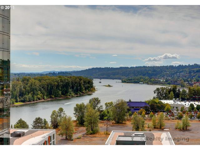 3570 SW River Pkwy #1613, Portland, OR 97239 (MLS #18295743) :: Harpole Homes Oregon