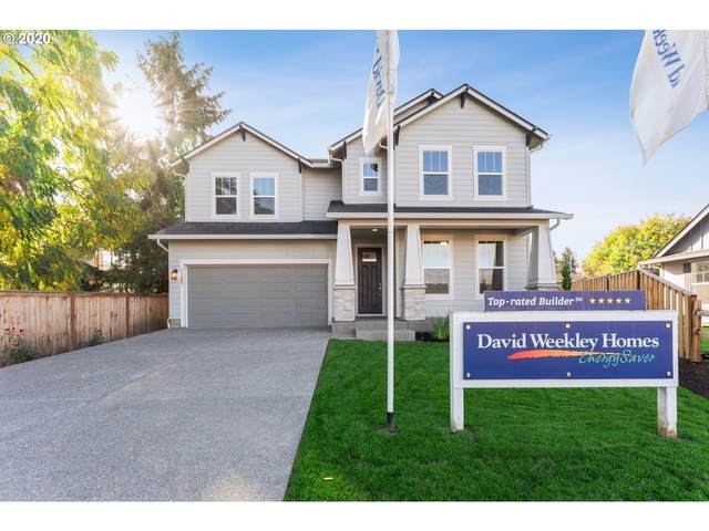 11407 NW 2ND Ct, Vancouver, WA 98685 (MLS #20258192) :: Beach Loop Realty