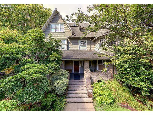 333 NW 20TH Ave #3, Portland, OR 97209 (MLS #21620190) :: Cano Real Estate