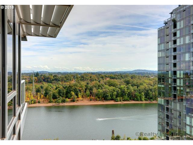 3570 SW River Pkwy #1613, Portland, OR 97239 (MLS #18295743) :: McKillion Real Estate Group