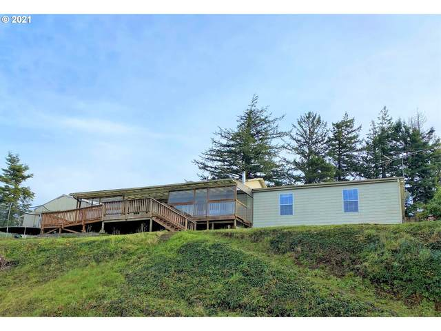 438 10th Ct, Coos Bay, OR 97420 (MLS #20237339) :: Townsend Jarvis Group Real Estate
