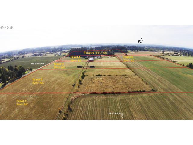0 NE 92nd Ave Lot 1, Battle Ground, WA 98604 (MLS #16466251) :: Hatch Homes Group