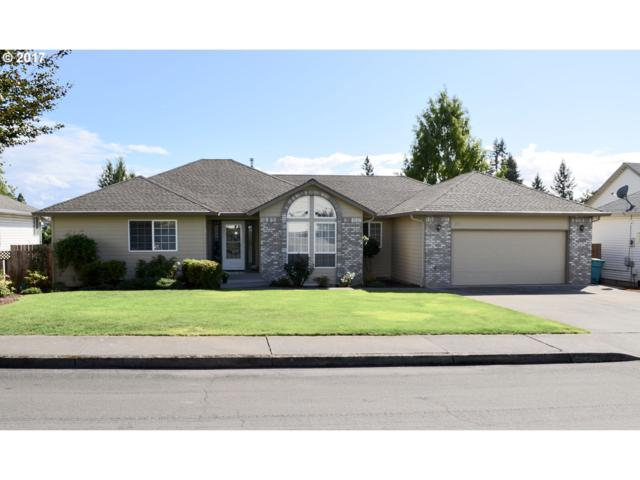 315 NW 106TH St, Vancouver, WA 98685 (MLS #17000180) :: The Dale Chumbley Group