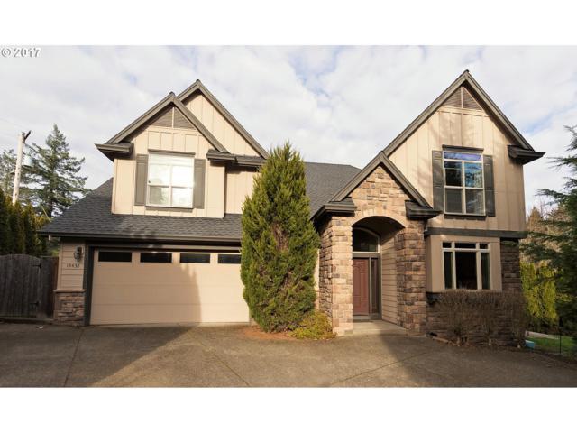 15432 SE Wills Way, Milwaukie, OR 97267 (MLS #17002998) :: Matin Real Estate