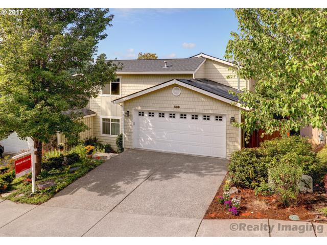 533 NW Lamonde Ter, Portland, OR 97229 (MLS #17008825) :: Craig Reger Group at Keller Williams Realty