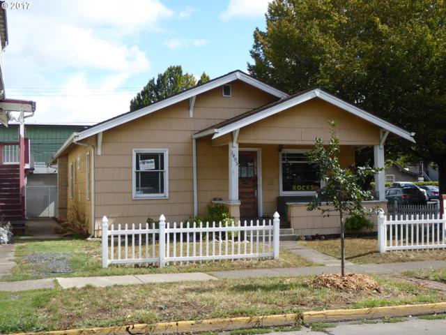 1495 Oak St, Eugene, OR 97401 (MLS #17009382) :: Craig Reger Group at Keller Williams Realty
