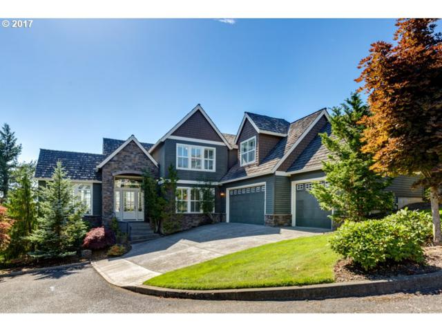 1831 NW Avondale Ct, Portland, OR 97229 (MLS #17011576) :: Hatch Homes Group