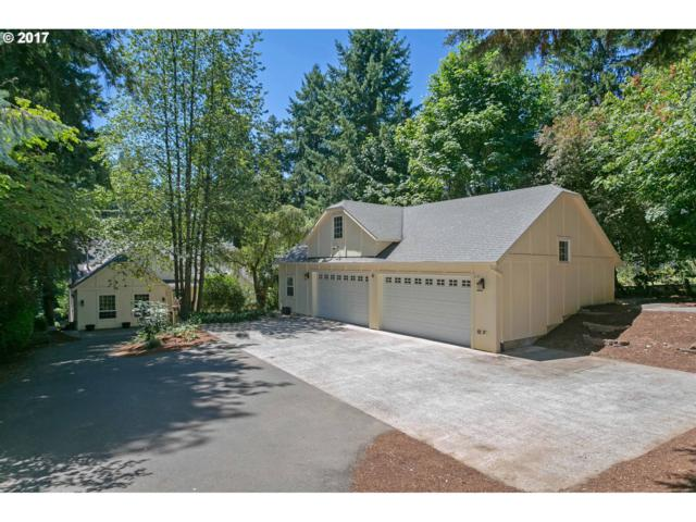 7050 Childs Rd, Lake Oswego, OR 97035 (MLS #17014787) :: Craig Reger Group at Keller Williams Realty