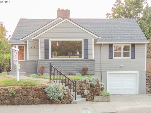 417 SE 52ND Ave, Portland, OR 97215 (MLS #17015640) :: TLK Group Properties