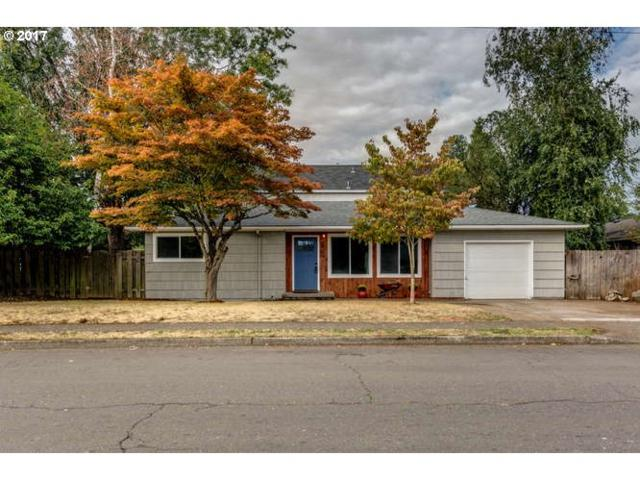 8009 SE Francis St, Portland, OR 97206 (MLS #17015751) :: Craig Reger Group at Keller Williams Realty