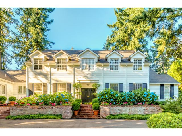 888 Fairway Rd, Lake Oswego, OR 97034 (MLS #17018432) :: Cano Real Estate