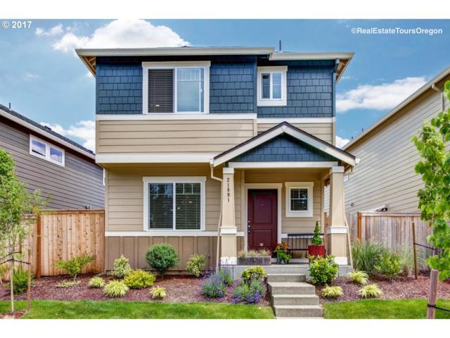 21891 SW Cedar Brook Way, Sherwood, OR 97140 (MLS #17019028) :: Matin Real Estate