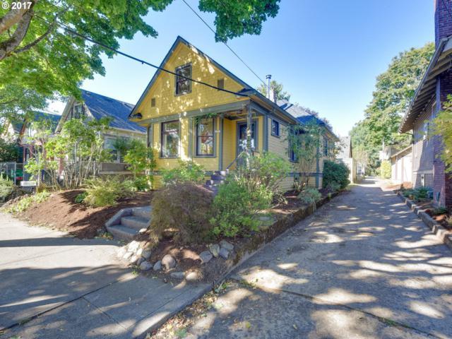 3559 SE Morrison St, Portland, OR 97214 (MLS #17020119) :: Hatch Homes Group