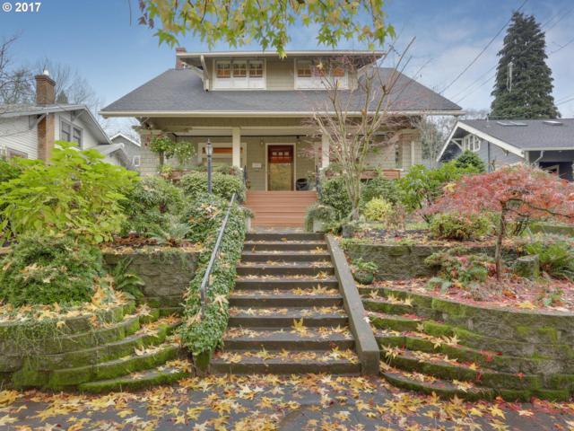 4315 NE Davis St, Portland, OR 97213 (MLS #17020209) :: Hatch Homes Group