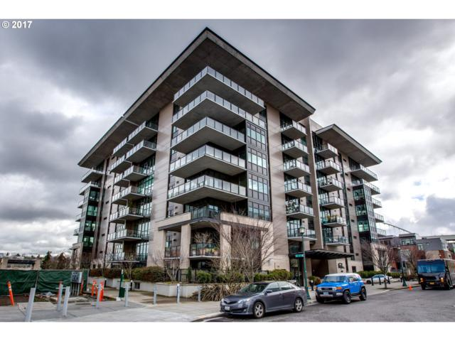 1830 NW Riverscape St #308, Portland, OR 97209 (MLS #17020965) :: SellPDX.com