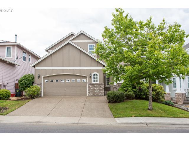 5258 NW Crady Ln, Portland, OR 97229 (MLS #17021758) :: HomeSmart Realty Group Merritt HomeTeam