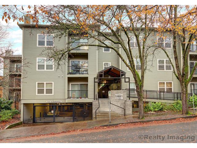 1441 SW Clay St #306, Portland, OR 97201 (MLS #17021959) :: Five Doors Network