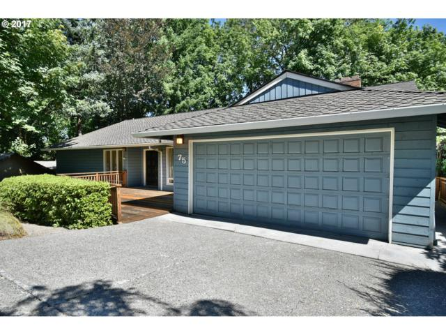 75 Tanglewood Dr, Lake Oswego, OR 97035 (MLS #17022307) :: Beltran Properties at Keller Williams Portland Premiere
