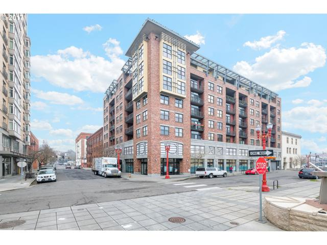 411 NW Flanders St #405, Portland, OR 97209 (MLS #17023715) :: Next Home Realty Connection
