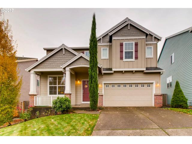 8422 SW 186TH Ave, Beaverton, OR 97007 (MLS #17023803) :: Hillshire Realty Group
