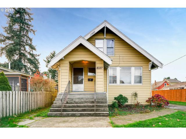 8027 N Foss Ave, Portland, OR 97203 (MLS #17027732) :: Hatch Homes Group