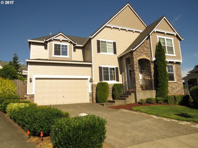 4358 K Ct, Washougal, WA 98671 (MLS #17028860) :: Matin Real Estate