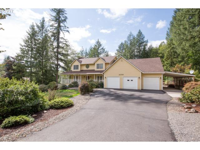 22306 NE 233RD Ct, Battle Ground, WA 98604 (MLS #17029790) :: The Dale Chumbley Group