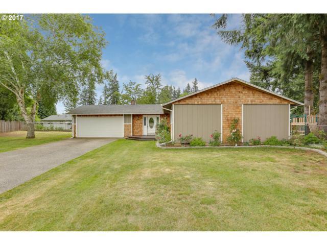 1413 NE 129TH Ct, Vancouver, WA 98684 (MLS #17030735) :: Matin Real Estate
