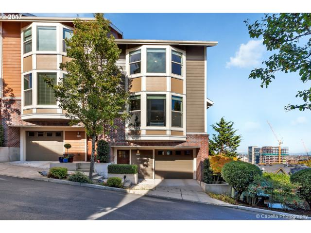 4122 SW Corbett Ave #31, Portland, OR 97239 (MLS #17031329) :: Next Home Realty Connection