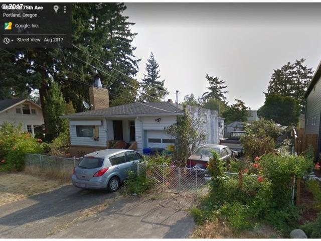 4816 SE 75TH Ave, Portland, OR 97206 (MLS #17032705) :: Next Home Realty Connection