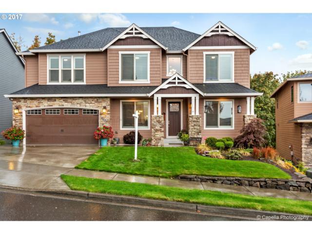 1739 NW Larkspur St, Camas, WA 98607 (MLS #17033794) :: Matin Real Estate