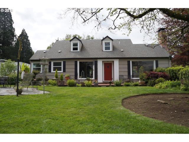 5493 River St, West Linn, OR 97068 (MLS #17039513) :: Fox Real Estate Group