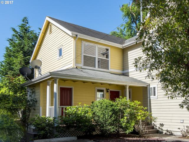 512 NE Roselawn St, Portland, OR 97211 (MLS #17040638) :: The Sadle Home Selling Team