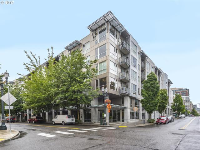 1125 NW 9TH Ave #307, Portland, OR 97209 (MLS #17041662) :: Next Home Realty Connection