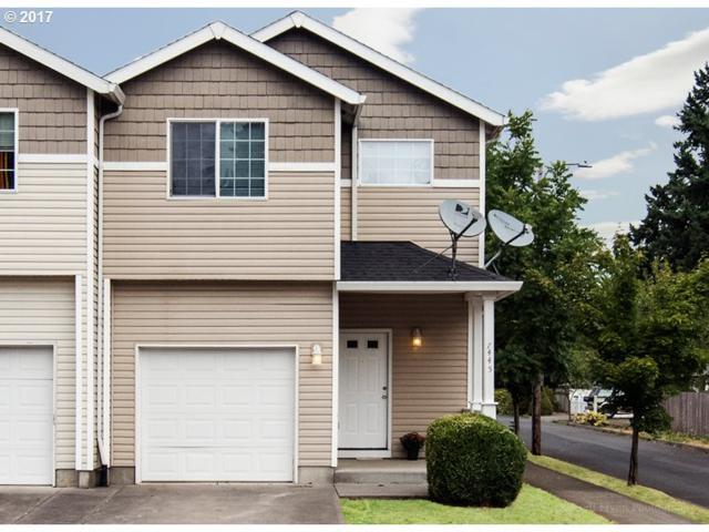 7445 SE Crystal Springs Blvd, Portland, OR 97206 (MLS #17045438) :: Matin Real Estate