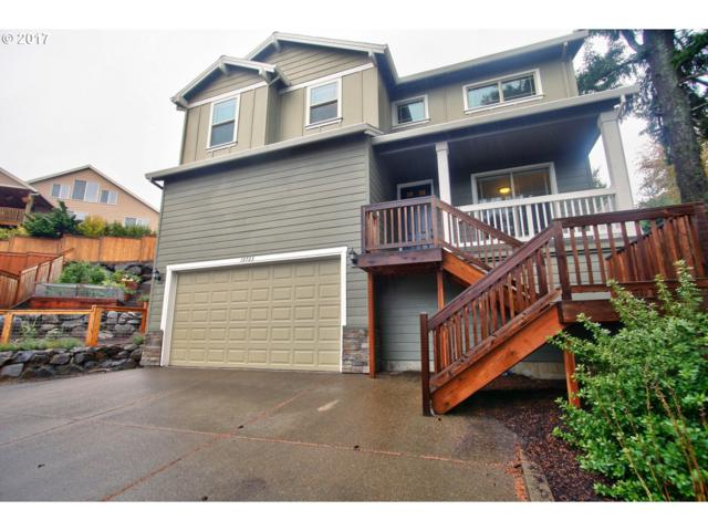 12723 SW Willow Point Ln, Tigard, OR 97224 (MLS #17047310) :: The Reger Group at Keller Williams Realty
