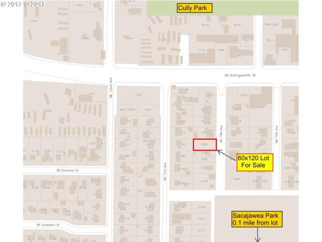 5301 NE 74TH Ave, Portland, OR 97218 (MLS #17048171) :: Team Zebrowski